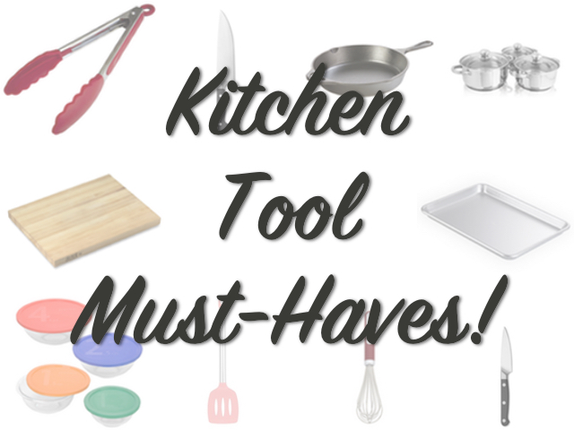 Top 10 Kitchen Tool Must-Haves! – Beth\'s Wholesome Kitchen