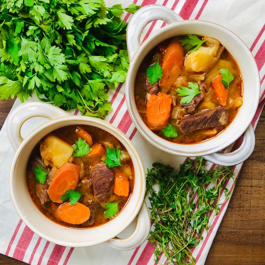 Instant Pot BeefStew